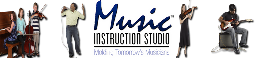 Music Instruction Studio